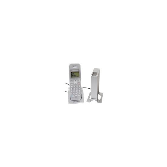 USRobotics Cordless Skype Dual Phone USR019630 - Cordless phone / USB VoIP phone - DECT\GAP - Skype