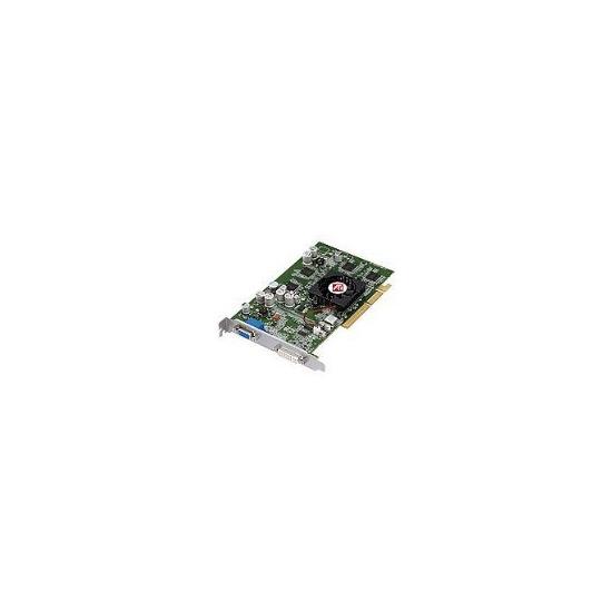 ATI FIRE GL T2-128 - Graphics adapter - FGL 9600 - AGP 8x - 128 MB DDR - Digital Visual Interface (DVI) ( HDCP )