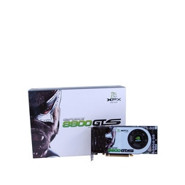 GeForce 8800 GTS - XFX Reviews