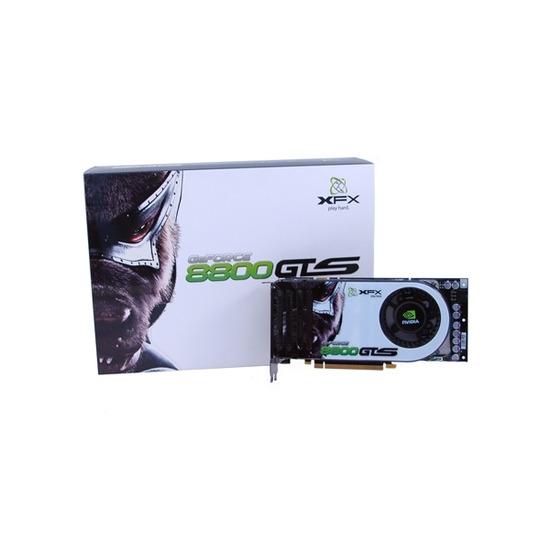 GeForce 8800 GTS - XFX