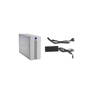 Photo of LaCie Bigger Disk Power Supply - Power Adapter ( External ) Hard Drive