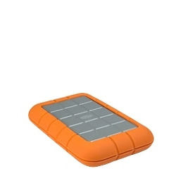 LaCie Rugged All-Terrain Hard Drive - Hard drive - 120 GB - external - FireWire / FireWire 800 / Hi-Speed USB - 5400 rpm - buffer: 8 MB Reviews