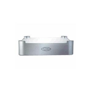 Photo of LaCie Mini Hard Drive & Hub - Hard Drive - 320 GB - External - FireWire / Hi-Speed USB - 7200 RPM - Buffer: 8 MB External Hard Drive