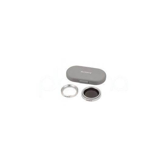 Sony VF 30CPKXS - Filter kit - circular polarizer / protection - 30 mm