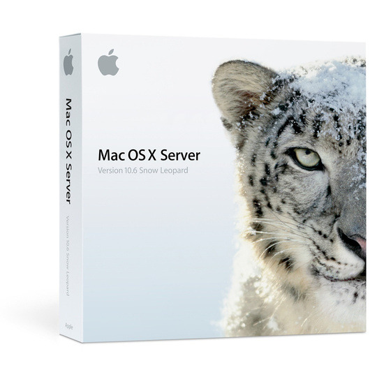 Mac OS X Server Snow Leopard Unlimited Client Edition (v.10.6)