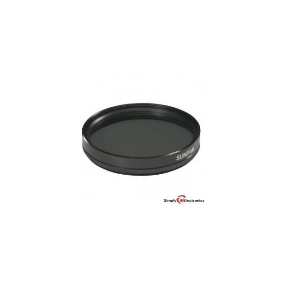 Sunpak 62mm Circular Polarizer Filter