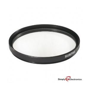 Photo of Sunpak 72MM UV Filter Photography Filter
