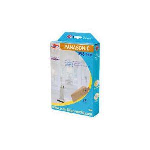 Photo of 296 Panasonic Upright Range Vacuum Bags 5PK Vacuum Cleaner Accessory