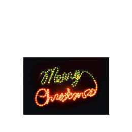 Light Up Red/ Green Merry Christmas (Direct) Reviews