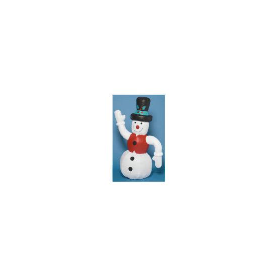 Tesco 6ft Inflatable Snowman (Outdoor)