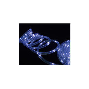 Photo of Tesco 10M LED Rope Light - Bright White (Indoor & Outdoor) Christmas