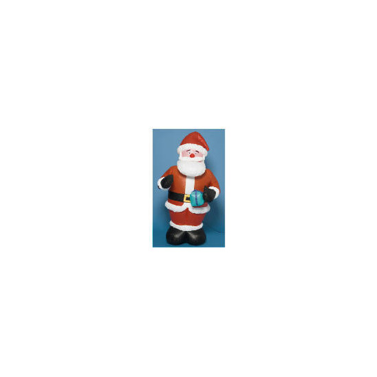 Tesco 6ft Inflatable Santa (Outdoor)