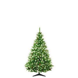 Tesco 6ft Snowy Mountain Tree Reviews