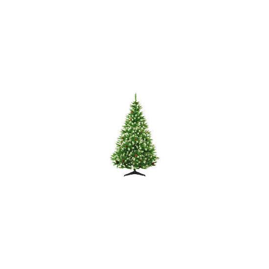 Tesco 6ft Snowy Mountain Tree
