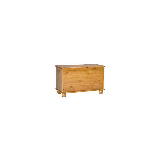 Salisbury Blanket Box Antique Pine