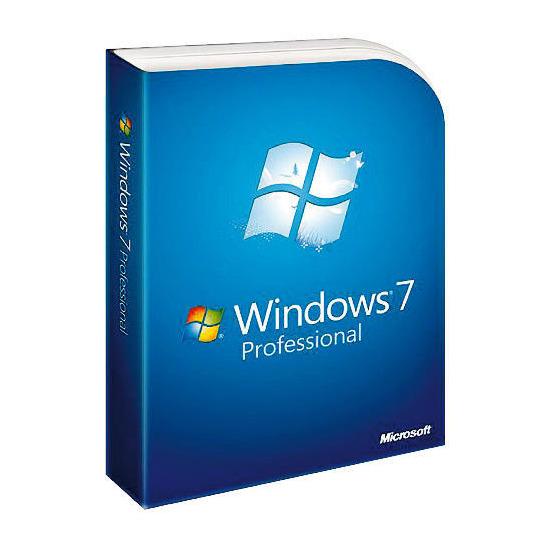 Microsoft Windows 7 Professional (Full Version)