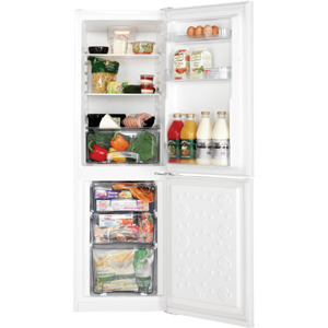 Photo of Lec TF5089W Fridge Freezer