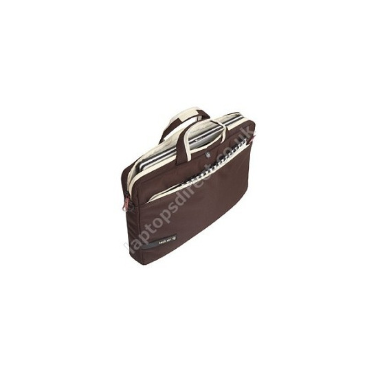 Tech Air Carry case  - Brown and white 15.6 inch