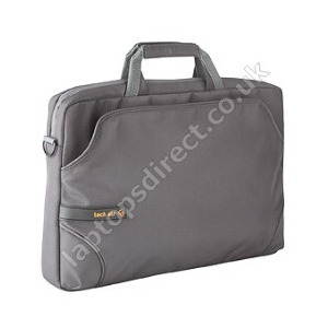 Photo of Tech Air 15.6 Inch  Handled Super Sleeve - Grey Laptop Bag