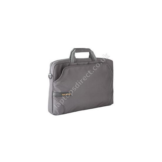 Tech Air 15.6 inch  Handled Super Sleeve - Grey