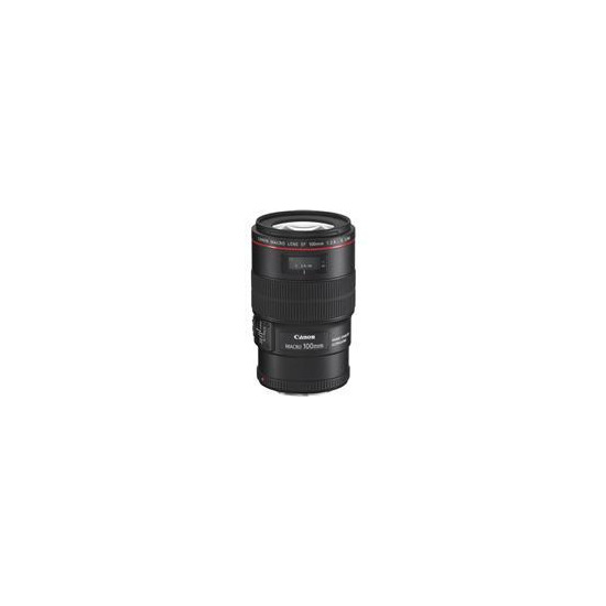 EF 100mm f2.8L Macro IS USM Lens
