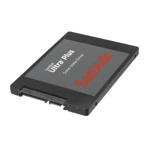 Photo of SanDisk Ultra Plus 256GB  SSD  Hard Drive