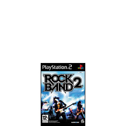 Rock Band 2 - Game Only (PS2)
