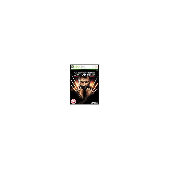 X-men: Origins: Wolverine (Xbox 360)