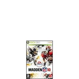 Madden: Nfl 2010 (Xbox 360)