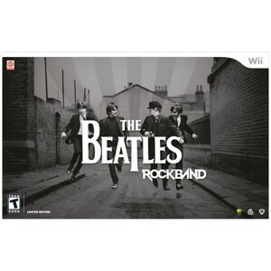 Photo of The Beatles: Rock Band - Limited Edition Instrument Bundle (Wii) Video Game