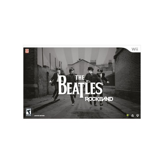 The Beatles: Rock Band - Limited Edition Instrument Bundle (Wii)