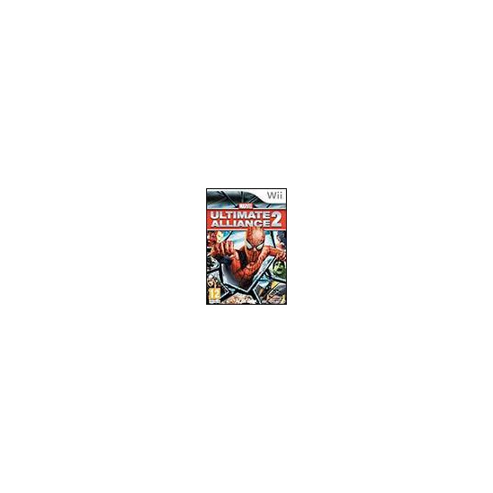 Marvel Ultimate Alliance: 2 (Wii)