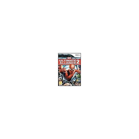 Marvel Ultimate Alliance: 2 (Wii)