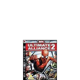 Marvel Ultimate Alliance: 2 (PS3)