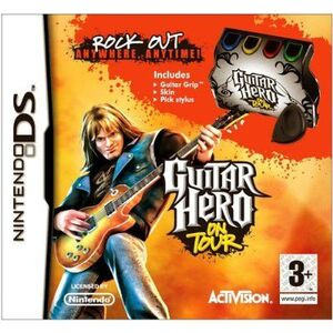 Photo of Guitar Hero On Tour (DS) Video Game