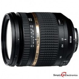 Tamron SP AF17-50mm F/2.8 XR Di-II VC LD Aspherical Reviews