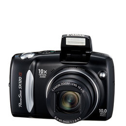 Canon PowerShot SX120 IS Reviews