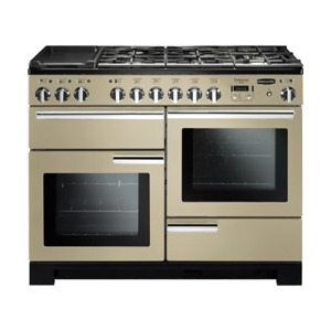 Photo of Rangemaster Professional Deluxe 110 Dual Fuel Cooker