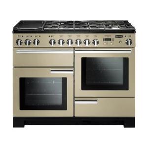 Photo of Rangemaster Professional Deluxe 110 Dual Fuel Cooker