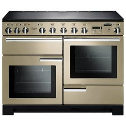 Rangemaster Professional Deluxe 110 Electric with Induction Reviews