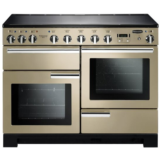 Rangemaster Professional Deluxe 110 Electric with Induction