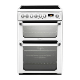 Hotpoint HUE61PS Cooker Reviews