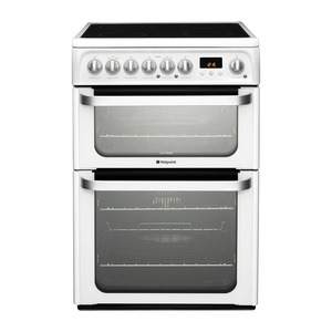 Photo of Hotpoint HUE61PS Cooker Cooker
