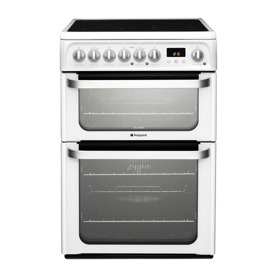 Hotpoint HUE61PS Cooker