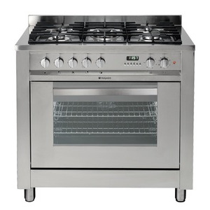 Photo of Hotpoint EG900XS Cooker Cooker