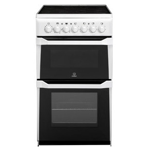 Photo of Indesit ID50C1WS  Cooker