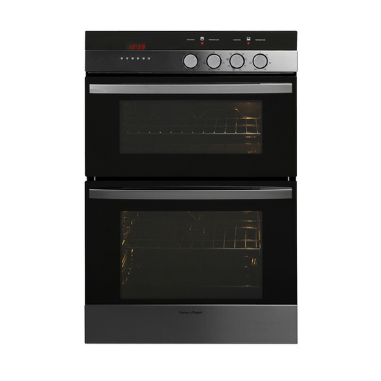 Fisher & Paykel OB60B77CEX Electric Double Oven - Stainless Steel