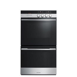 Fisher & Paykel OB60DDEX Electric Double Oven - Stainless Steel & Black Reviews