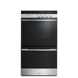 Fisher & Paykel OB60DDEX Electric Double Oven - Stainless Steel & Black