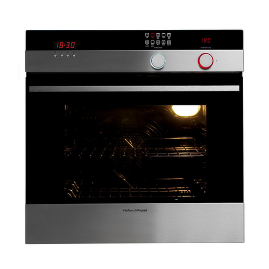 FISHER & PAYKEL OB60S9DEX Electric Oven - Stainless Steel